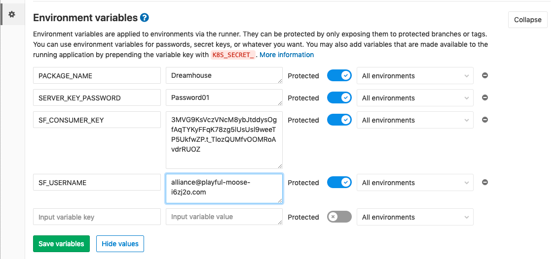 Integrate with GitLab Unit | Salesforce Trailhead