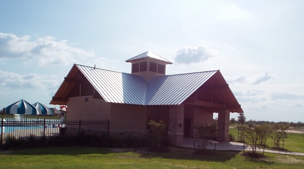 New Recreation Center and Pool