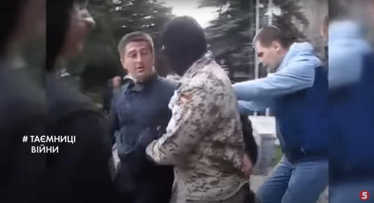 Похищение Владимира Рыбака