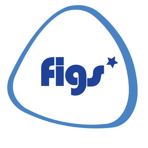 Figs3Dのロゴ