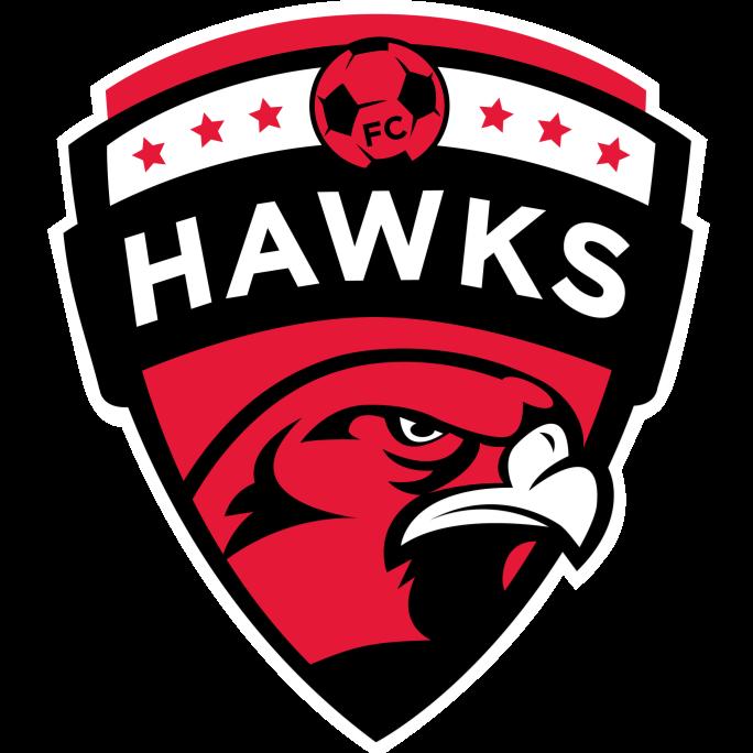 FC Hawks logo transparent.png