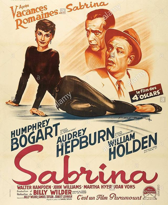 Sabrina (1954, Billy Wilder)