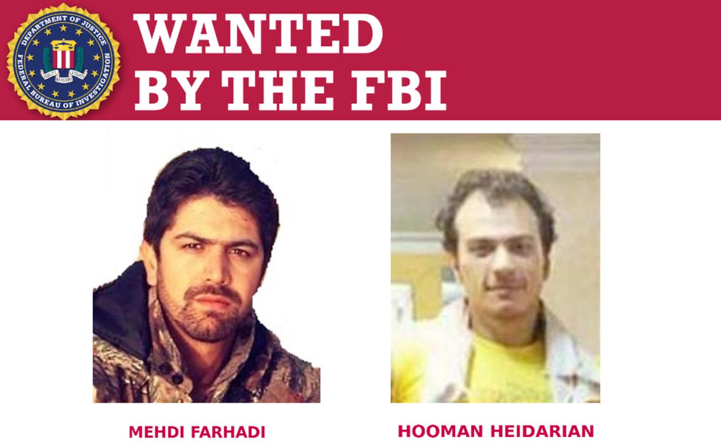 Iranian Hackers