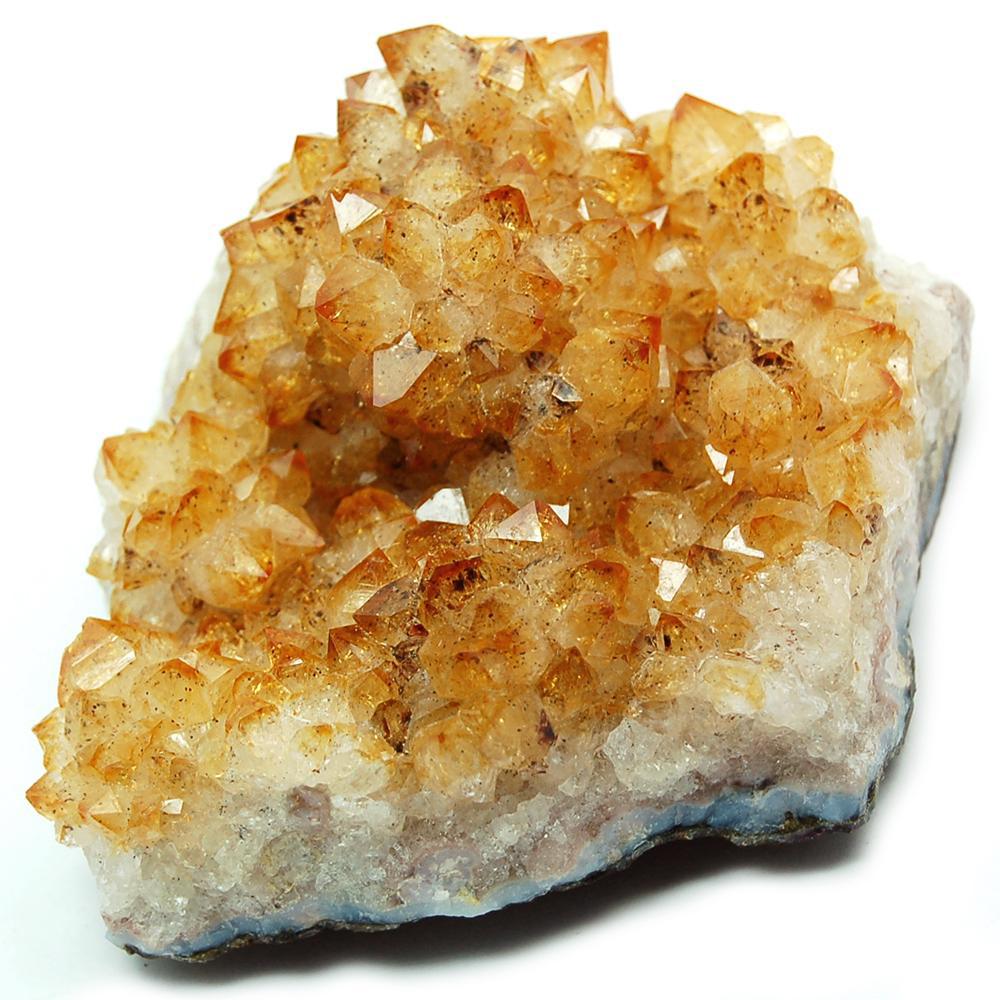 Thạch anh vàng còn được gọi là đá chiêu tài cho mạng Thổ