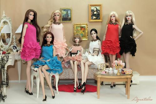 bán búp bê barbie tphcm