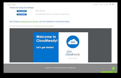 Install CloudReady Chromium OS on HP Pavilion dv9000