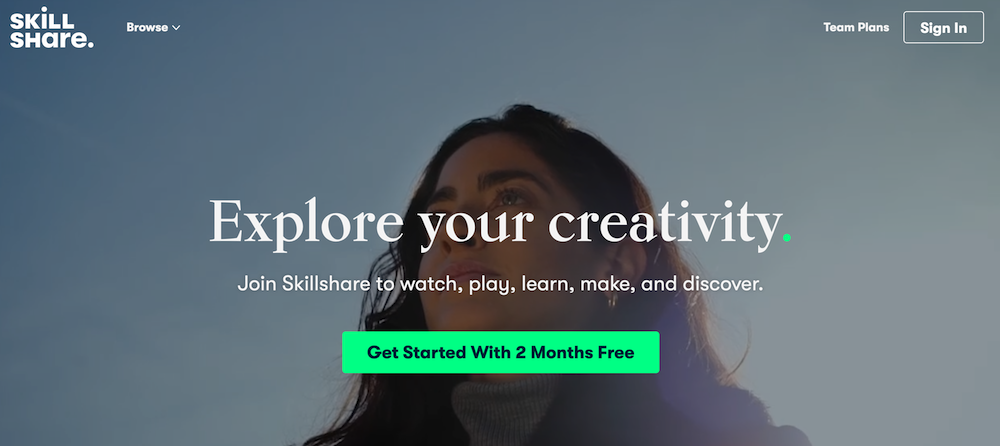 Explore Your Creativity with SkillShare