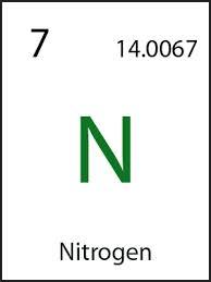Chemsocialpolicy nitrogen nitrogen on the periodic table urtaz Images