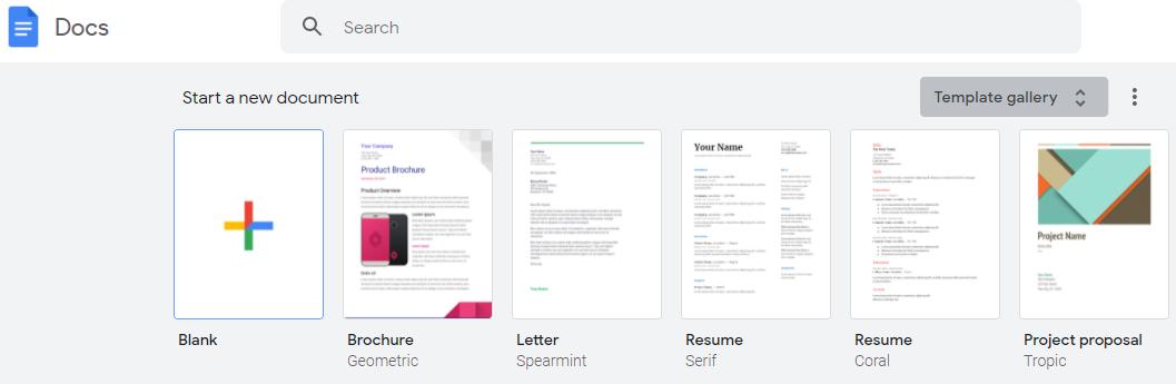 How to create Google Docs Newspaper Templates