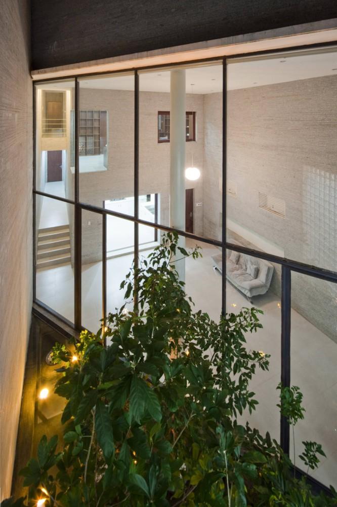 Thiết kế ánh sáng độc đáo trong thiết kế nhà phố