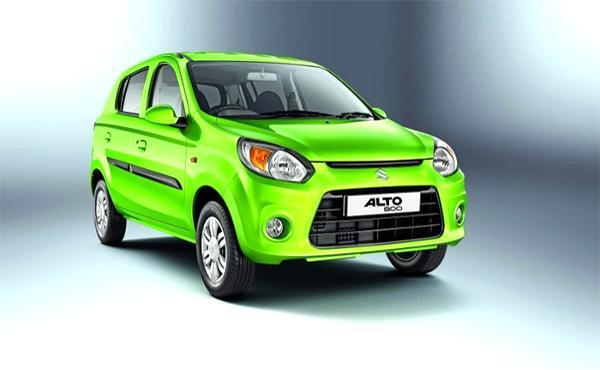 Five cheapest cars in India: Maruti Alto 800