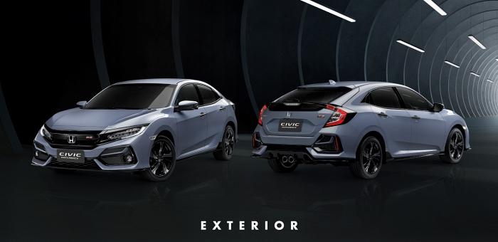 ราคา, ตารางผ่อน Honda Civic Hatchback 2020