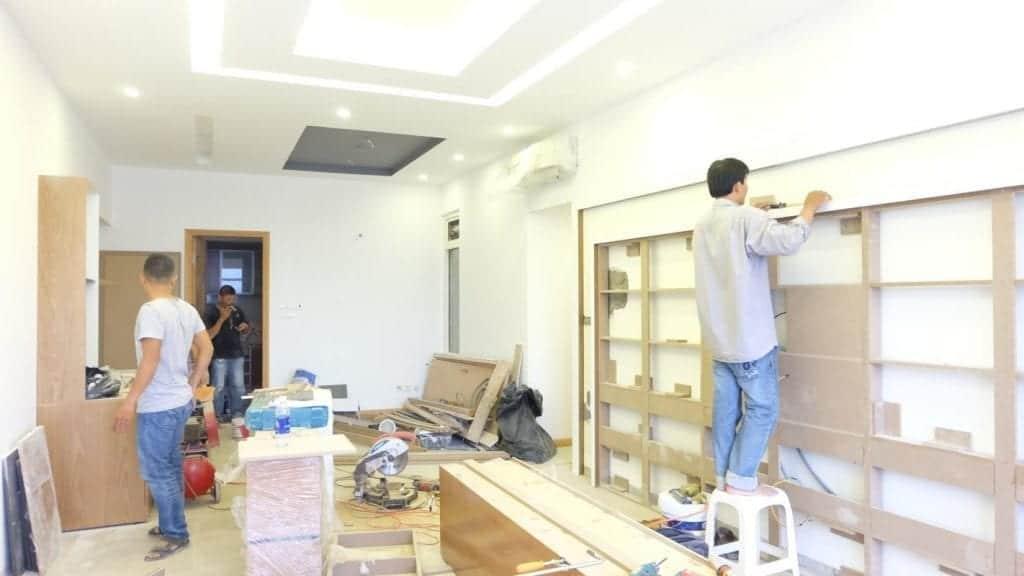 Sửa nhà trọn gói giúp đem lại không gian sống tốt hơn