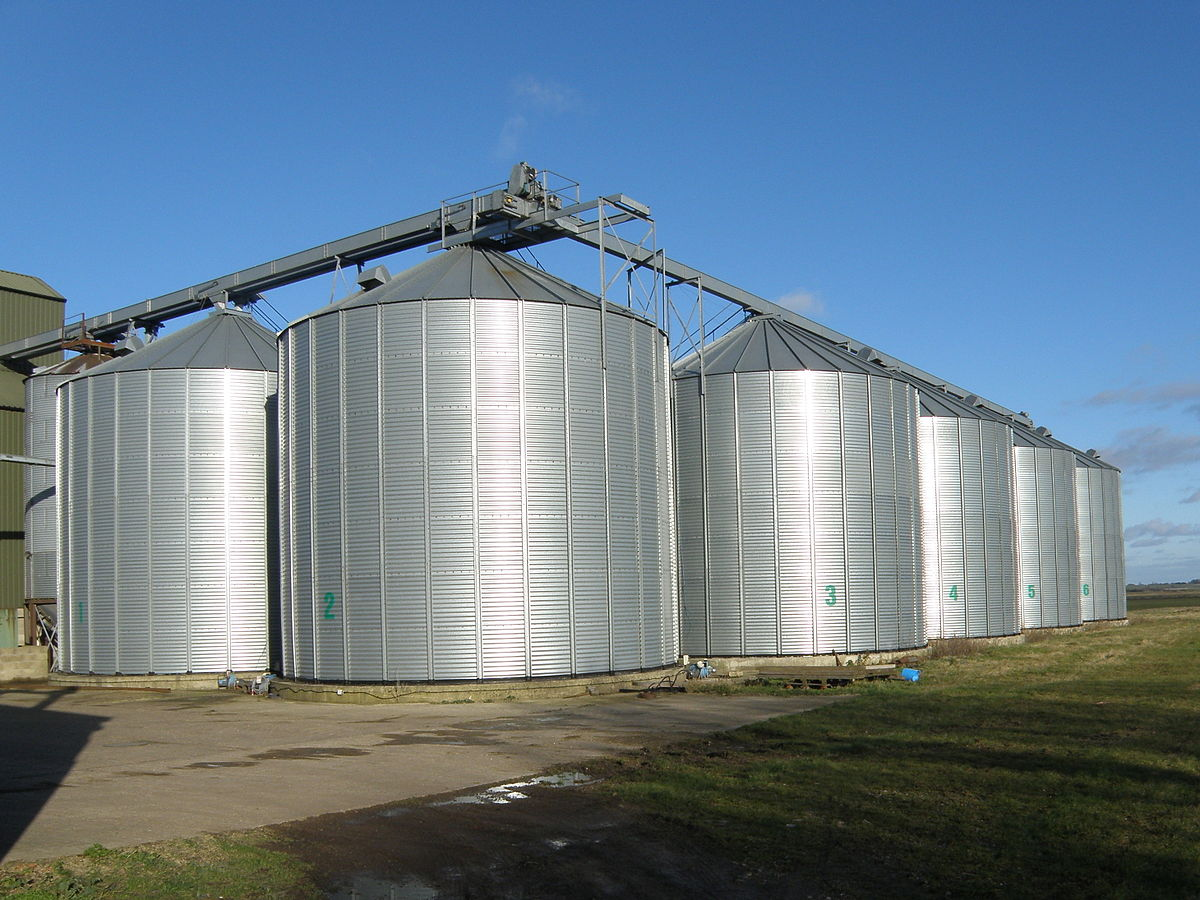 Crédito para custeio e armazenamento estão as principais demandas dos produtores (Fonte: Wikimedia Commons) indústria agro