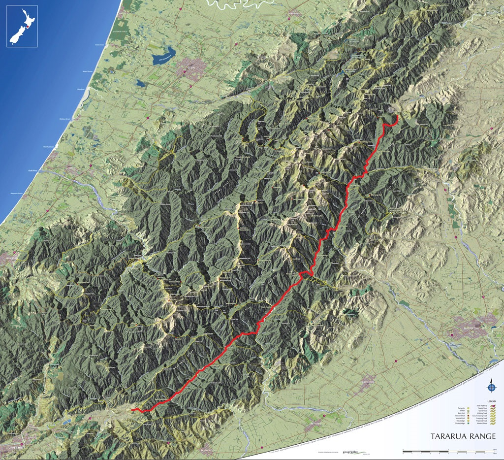 Tararaua Valleys S-K route.jpg