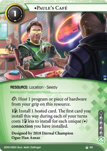 ♦Paule's Café 