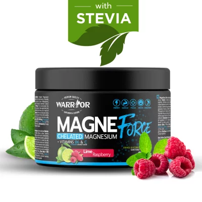 Recenze NaMaximum: Magnesiový drink s B6 MagneForte