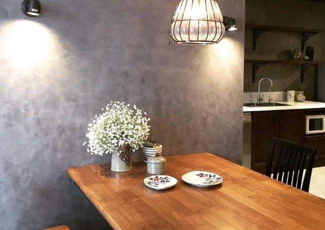Trang trí không gian nội ngoại thất với sơn giả bê tông Pukaco cao cấp