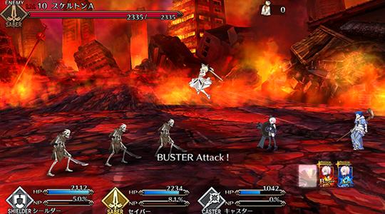 Hướng Dẫn Tổng Quát Fate/Grand Order game về bộ anime nổi