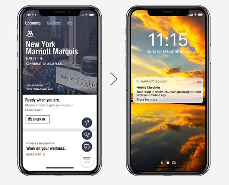 Marriott Bonvoy Mobile App