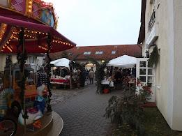Mescheriner Weihnachtsmarkt (2012) Bild A.M.