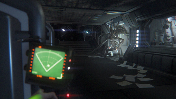 Alien Isolation Radar