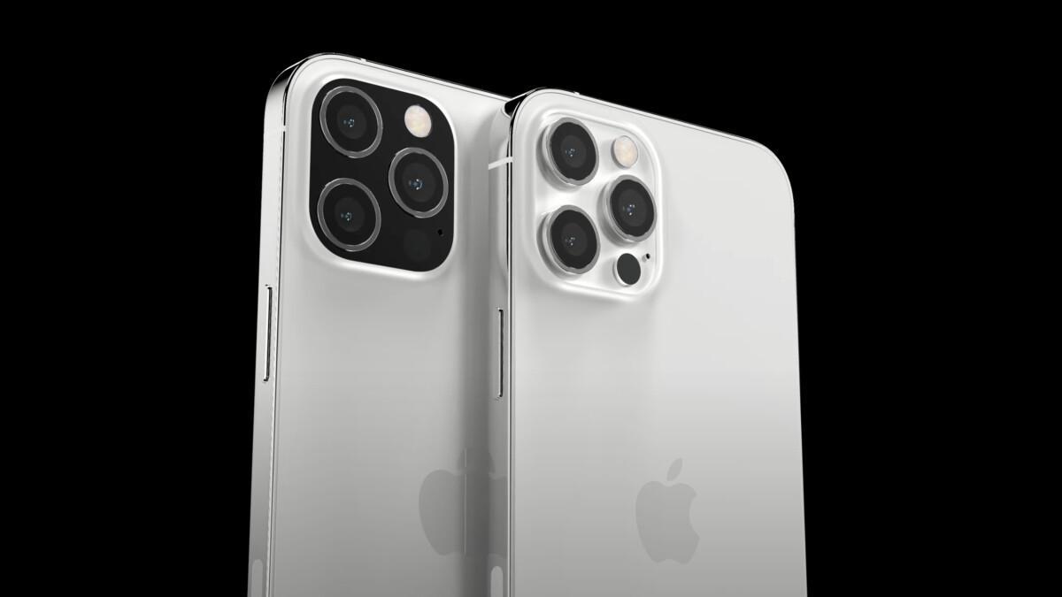 Màu trắng bạc truyền thống đại diện của Apple trên iPhone 13 Pro Max
