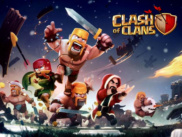 Game Clash Of Clans Akan Ditutup Hanyalah HOAX