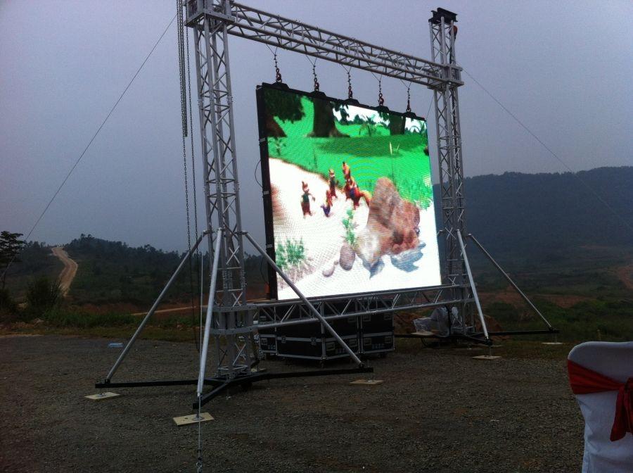 Kết quả hình ảnh cho màn hình led p8