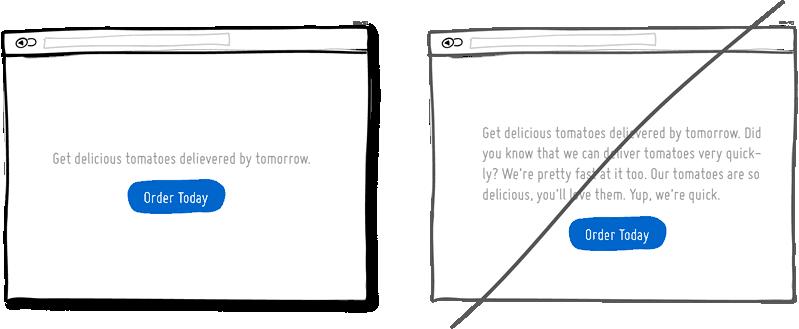 Освободите текст от лишних слов