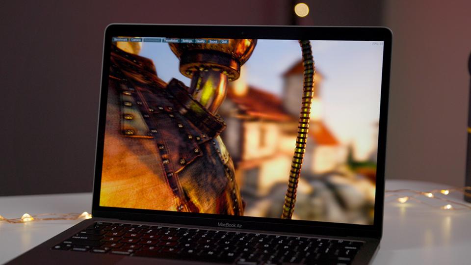 màn hình MacBook Air 13 2020 M1