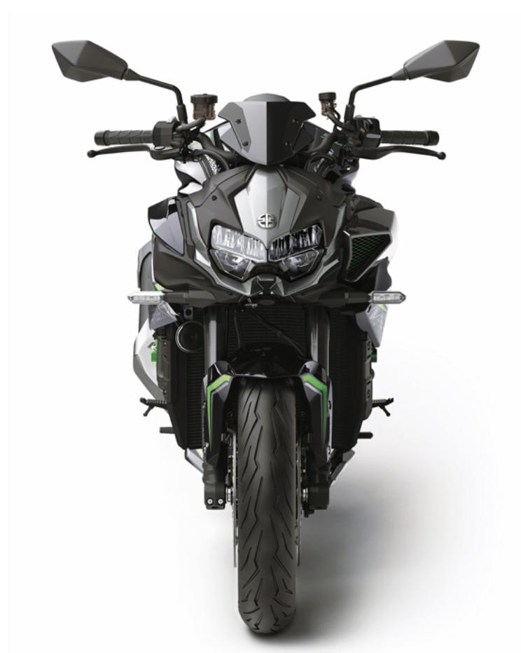Kawasaki Z-H2 2020 สุดยอดรถจักรยานยนต์ไฮเปอร์ไบค์5