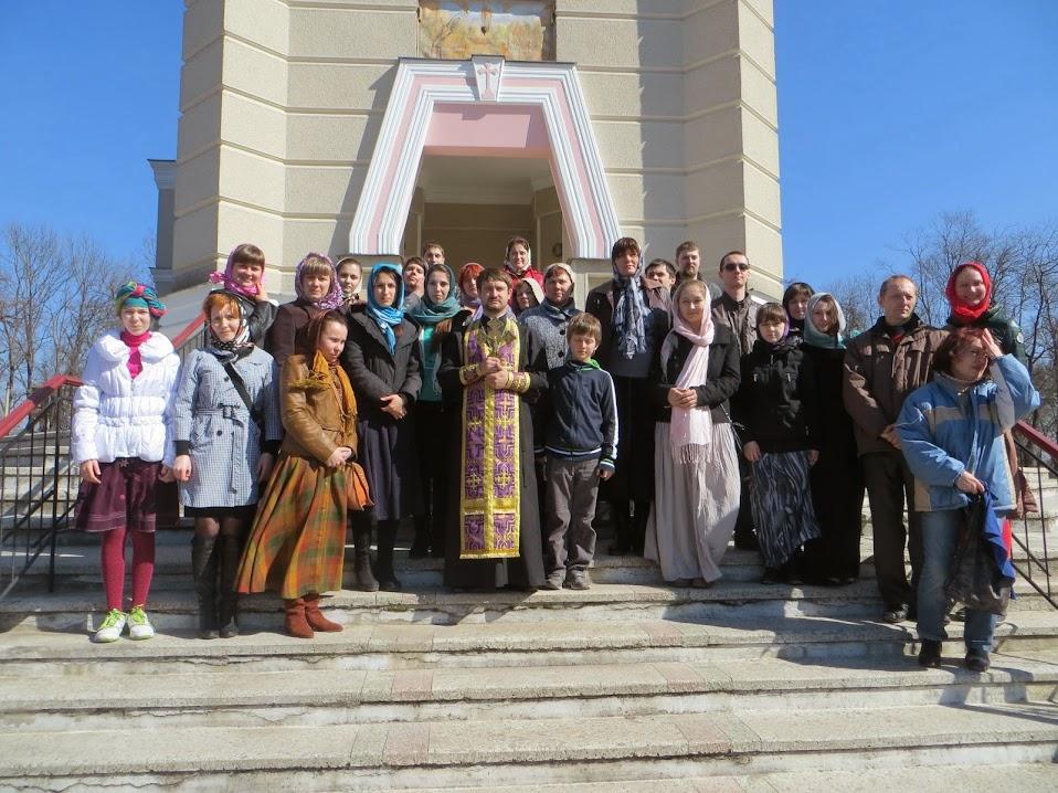 Свято Успеньсикй Собор Гадяч Мандруэмо Полтавщиною