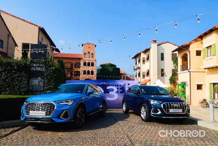 ราคา ตารางผ่อน ดาวน์ Audi Q3 2020