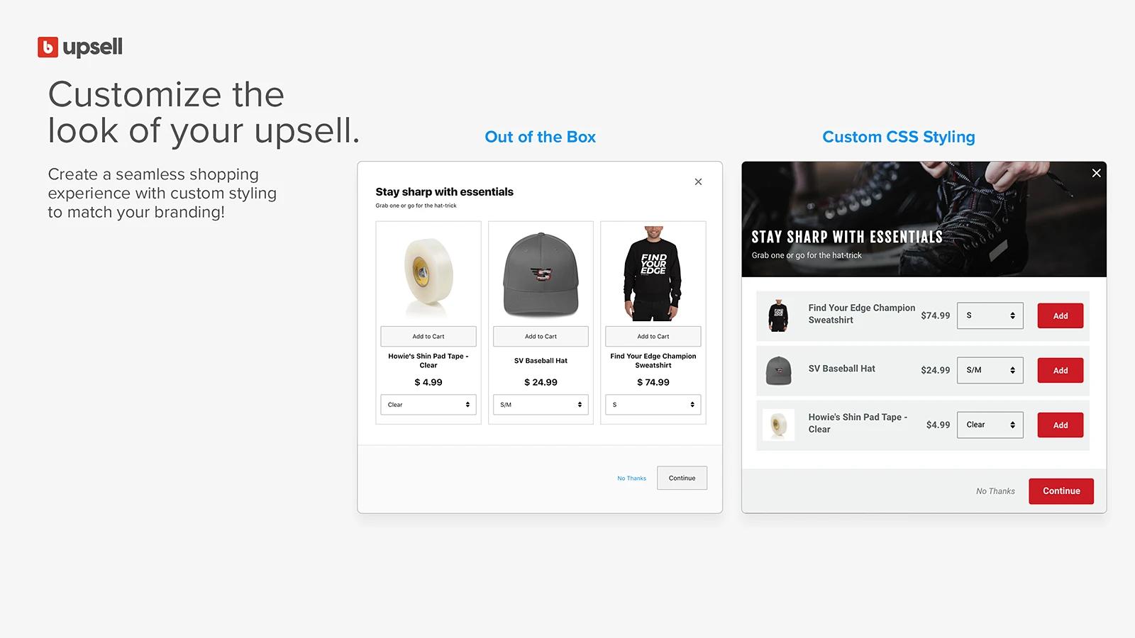 best Shopify upsell app
