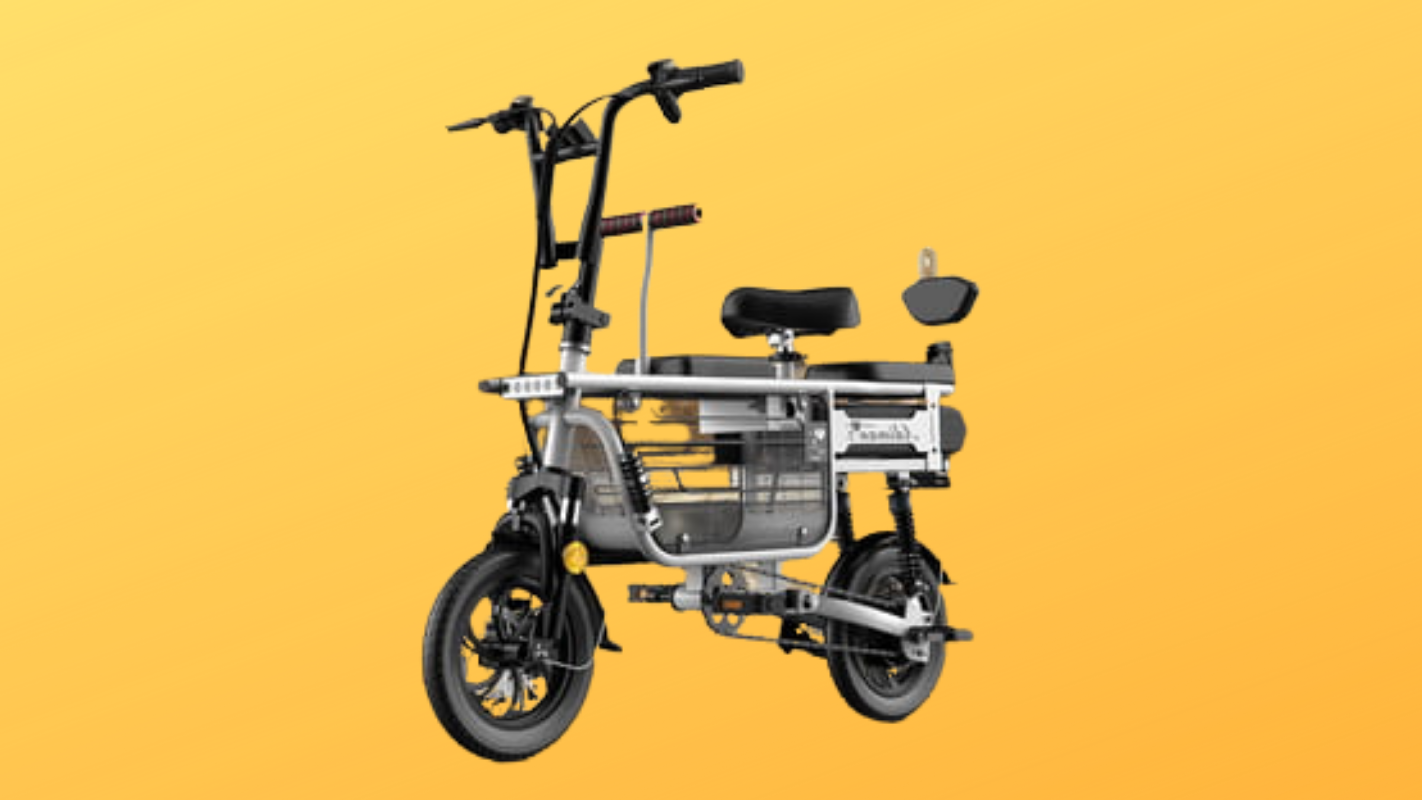 4. ADIMAN จักรยานไฟฟ้า รุ่น 65657