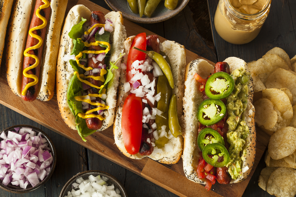 National Hot Dog Month-image
