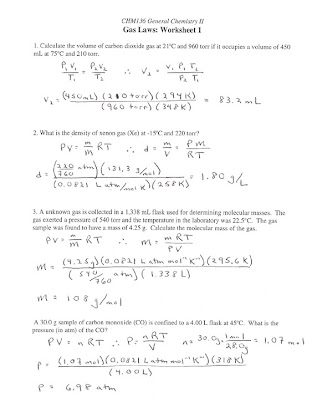 General Chemistry Stoichiometry Iv Homework Worksheet