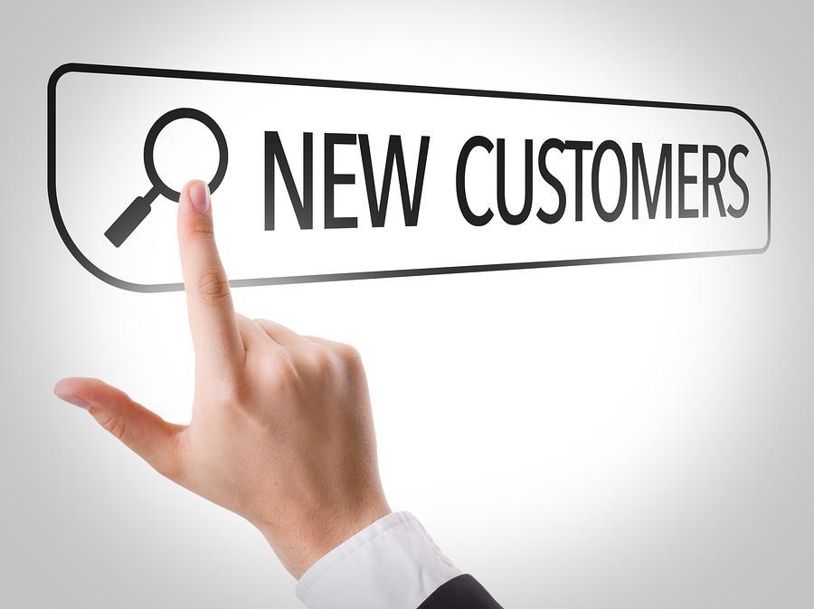 Tìm kiếm khách hàng qua mạng