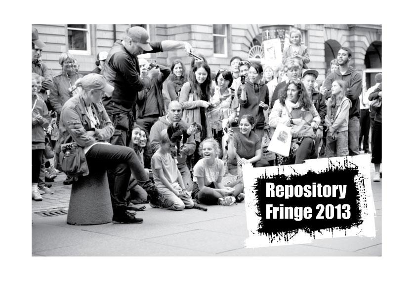 Repository Fringe Logo