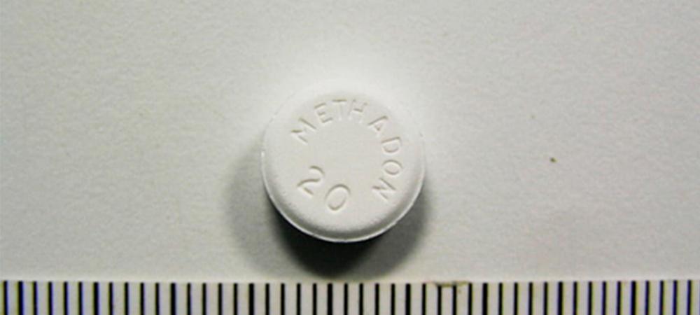 Размер таблетки метадона 20