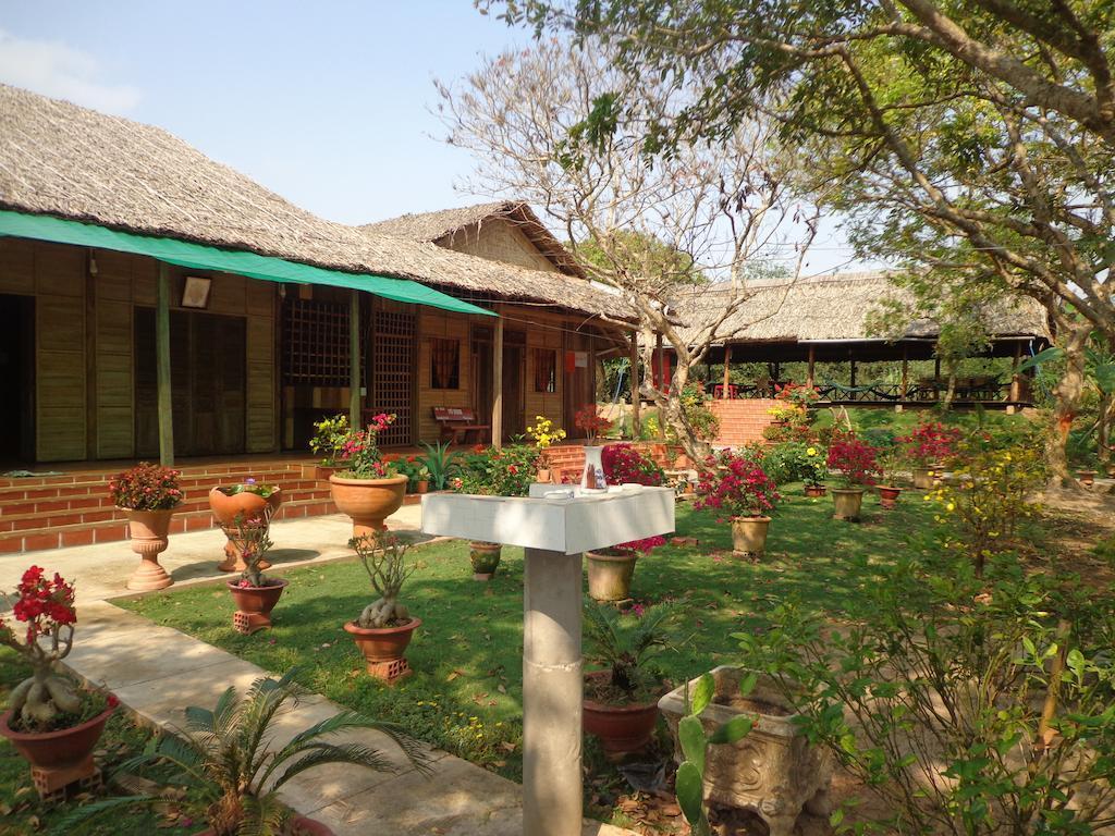Sân vườn Phương Thảo Homestay