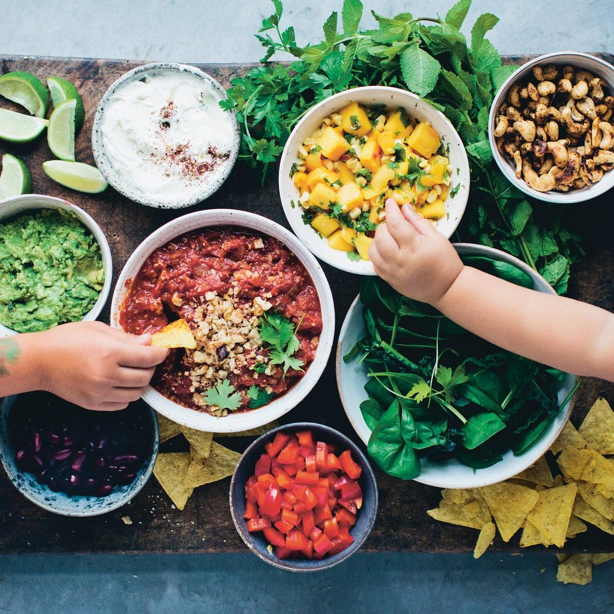 A simple bean salad and a build-your-own tortilla bowl: 20 best vegetarian  and vegan recipes – part 3 | Vegetarian food and drink | The Guardian