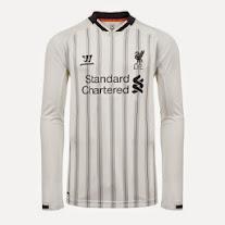 Goalkeeper Liverpool shirt 2014