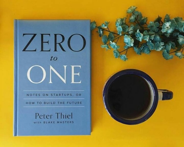 Zero To One Book Peter thiel