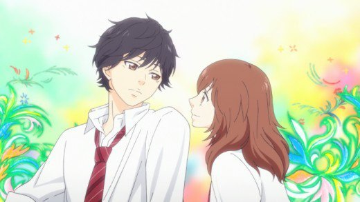 Image result for Ao Haru Ride