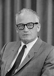 BARRY GOLDWATER - INSPIRATION FOR MARIJUANA LEGALIZATION
