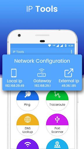 IP Tools- screenshot thumbnail