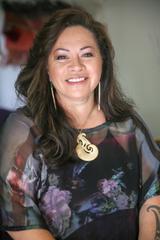 KAREN TE Ō KAHURANGI WAAKA-TIBBLE Ngāti Tūwharetoa, Tuhourangi - Wahiao, Ngāti Whakaue, Ngāti Pukeko