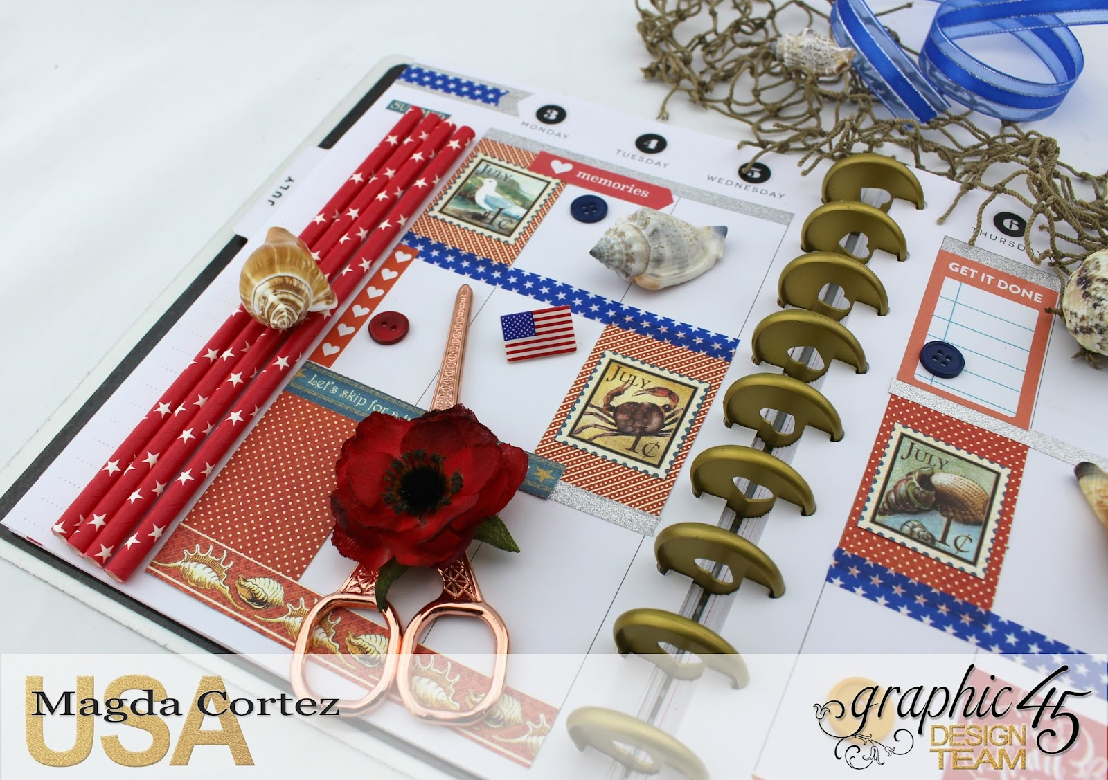 My JULY G45 Planner, Children's Hour By Magda Cortez, Product by G45, Photo 09 of 20 .jpg